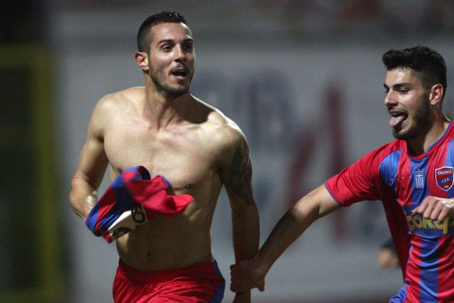 panionios-panaitolikos greek superleague