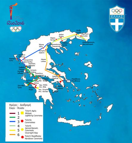 2 Greece route