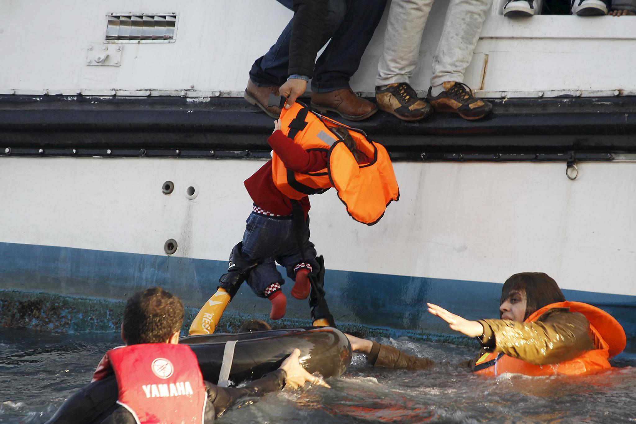 Lesbos Reuters3