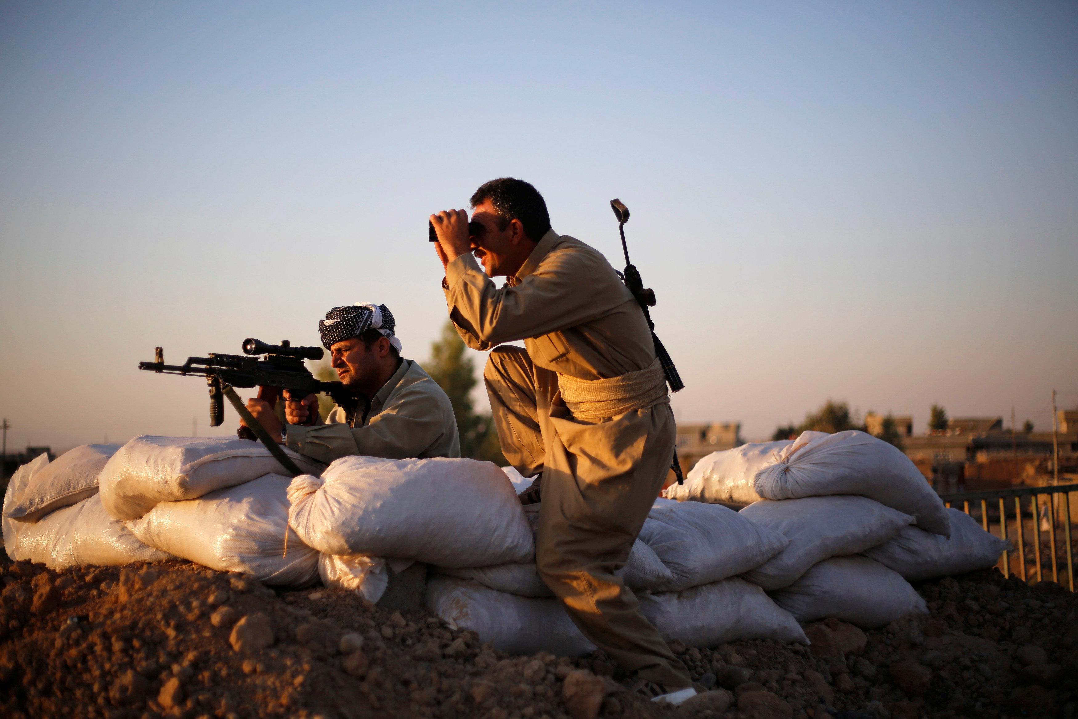 Peshmerga Gwar 2016 05 03T113336Z 842664753 S1BETBXHAMAB RTRMADP 3 MIDEAST CRISIS IRAQ PESHMERGA