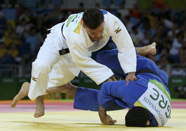 2016 08 09T134731Z 1759900541 RIOEC8912ARRZ RTRMADP 3 OLYMPICS RIO JUDO M HALFMIDDLE
