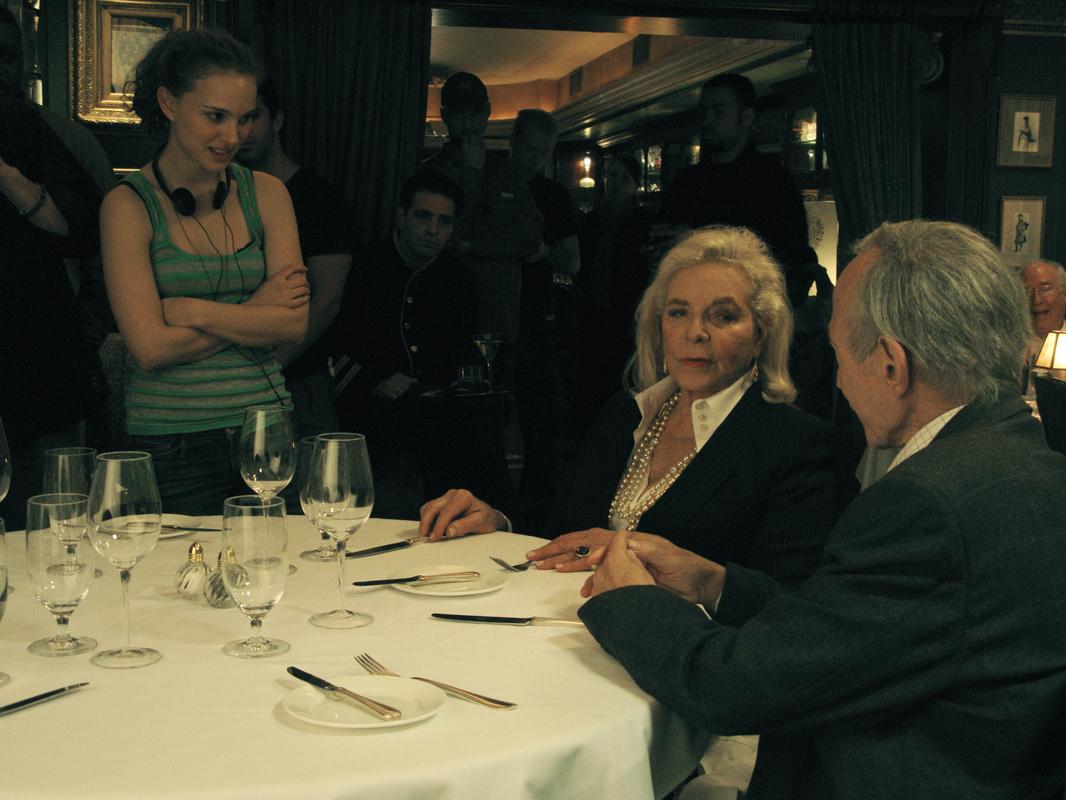 Natalie Portman Directing