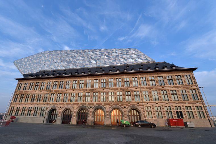BELGIUM ARCHITECTURE ANTWERP1