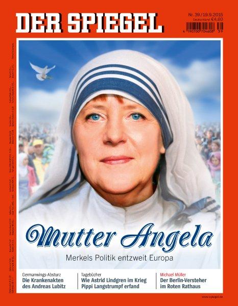 Perasmata Mutter Merkel Spiegel image 898422 galleryV9 dnjv 898422