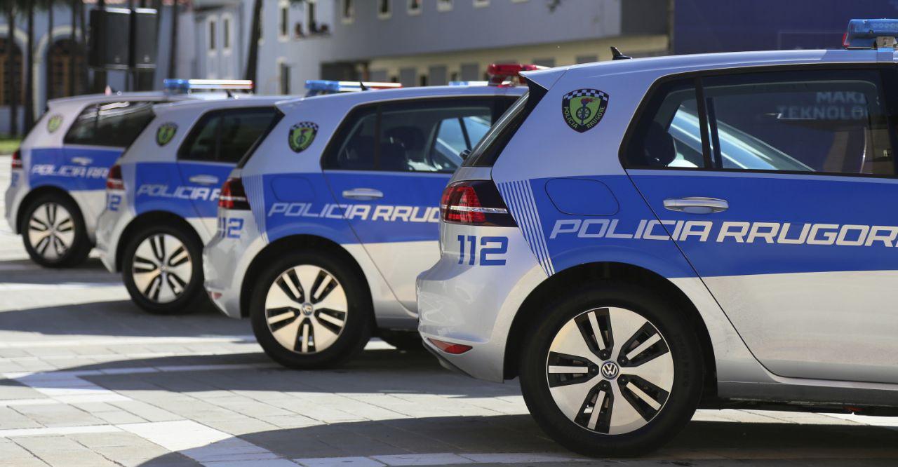 Albanian Police Get Fleet Of e Golfs 2