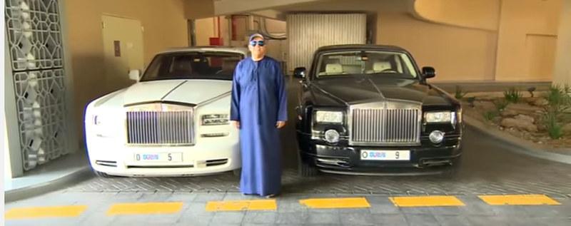 DUBAI 9 MILLIONS NUMBER PLATE 4