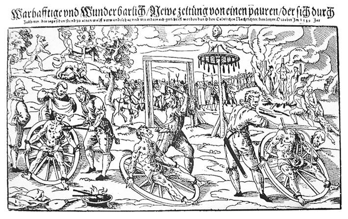 Peter Stump execution