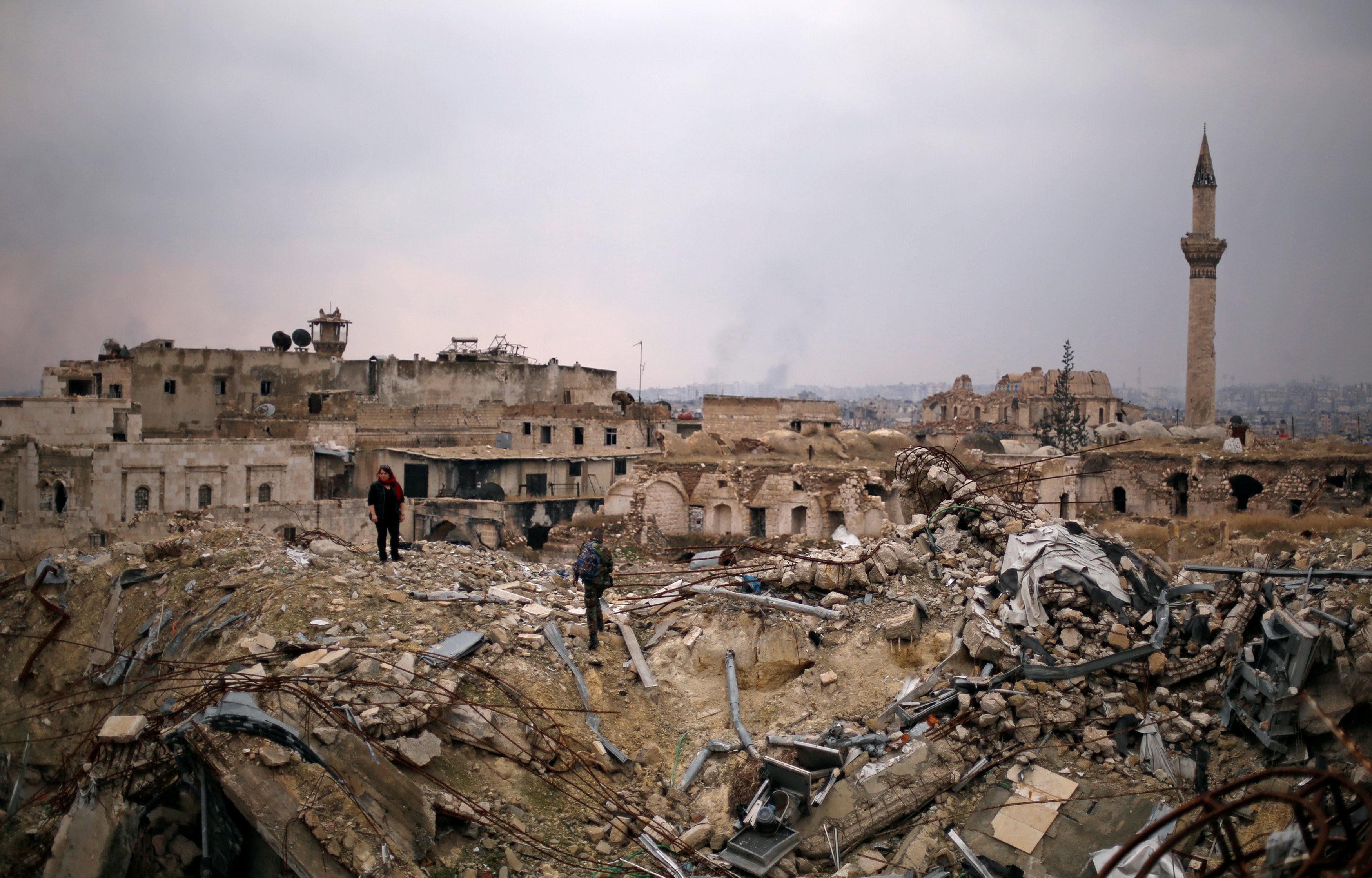 2016 12 17T184237Z 1790794752 RC1C5AE38E60 RTRMADP 3 MIDEAST CRISIS SYRIA