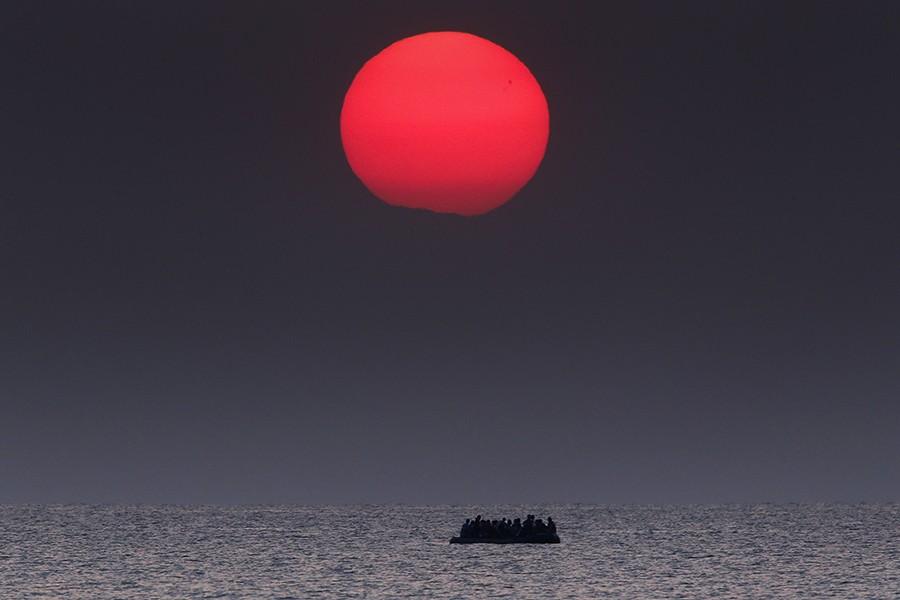 behrakis refugees