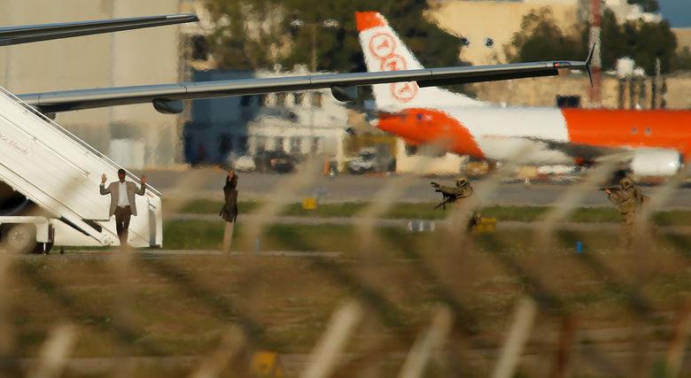 2016 12 23T170010Z 814603143 RC1A171438C0 RTRMADP 3 LIBYA AIRPLANE