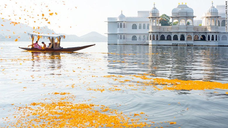 1 Taj Lake Palace Udaipur India