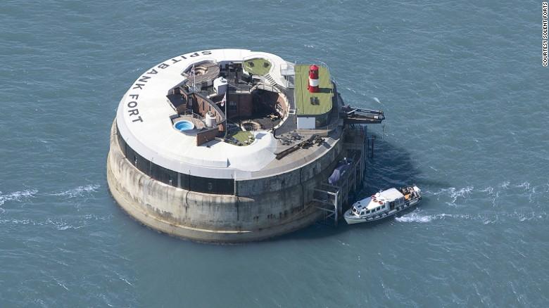 9 Solent Forts UK