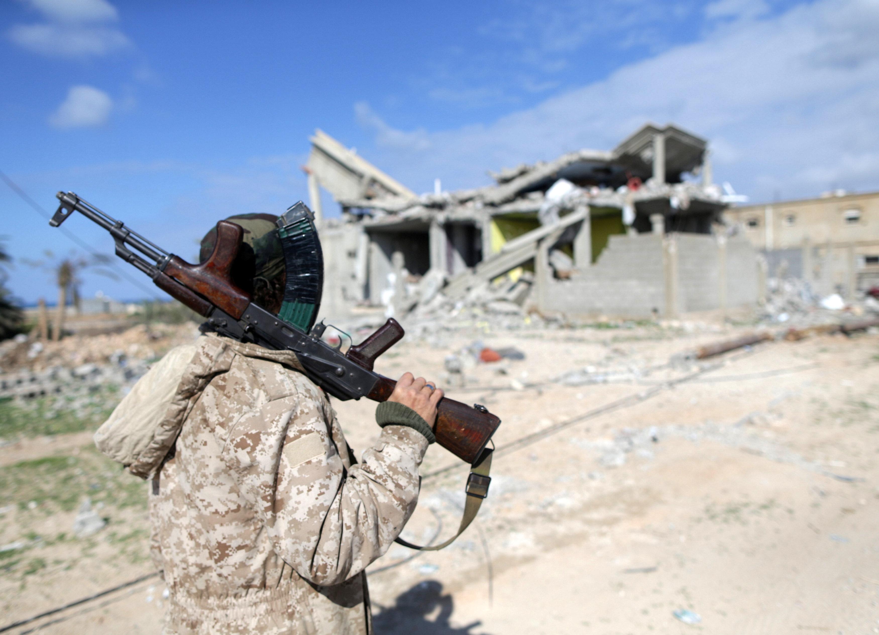 libya Esam Omran Al Fetori