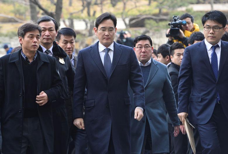 2017 02 16T020620Z 1402941358 RC1D43568790 RTRMADP 3 SOUTHKOREA POLITICS SAMSUNG GROUP
