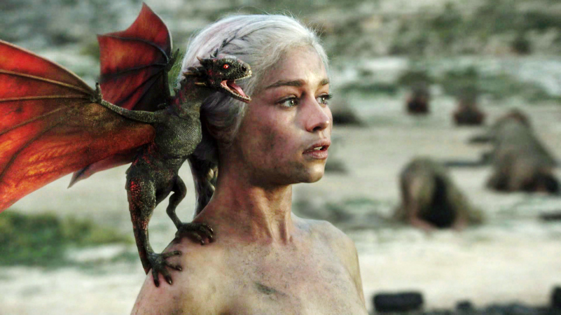 daenerys dragon GameofThrones 2