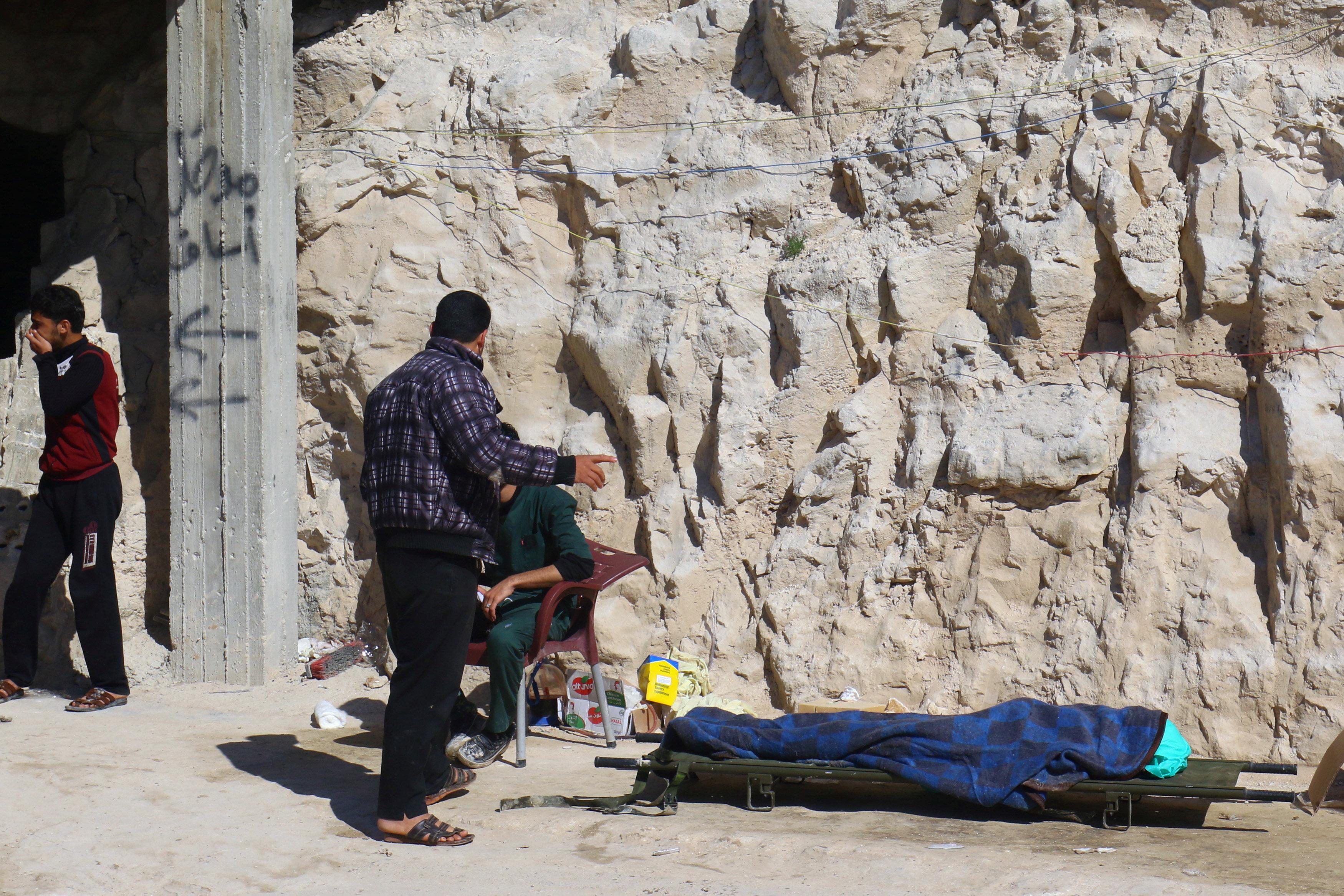 2017 04 04T095915Z 713744470 RC19B28F31C0 RTRMADP 3 MIDEAST CRISIS SYRIA IDLIB