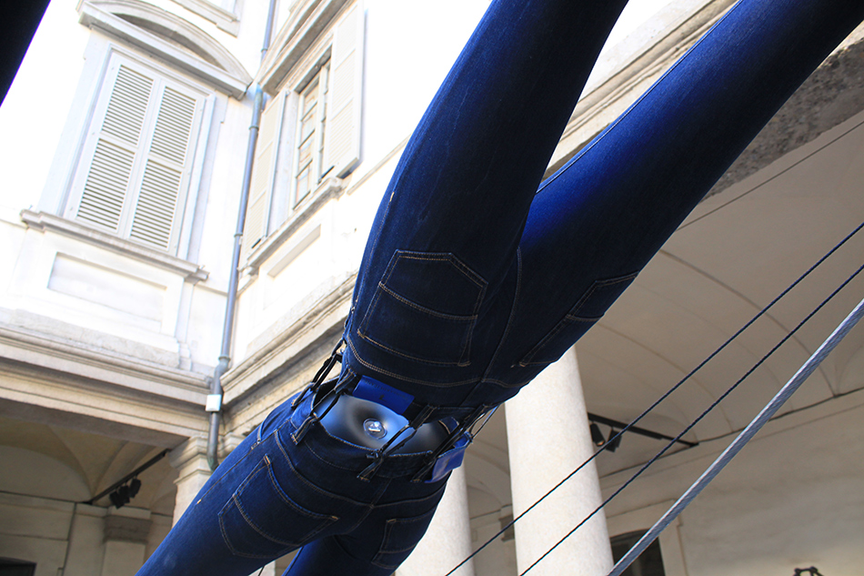diller scofidio renfro off the cuff jean canopy palazzo litta milan design week designboom 08