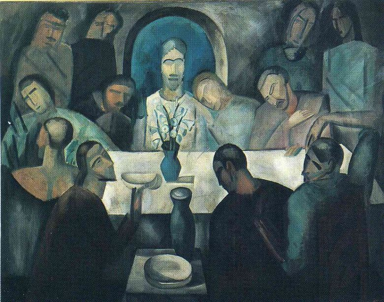 3the last supper