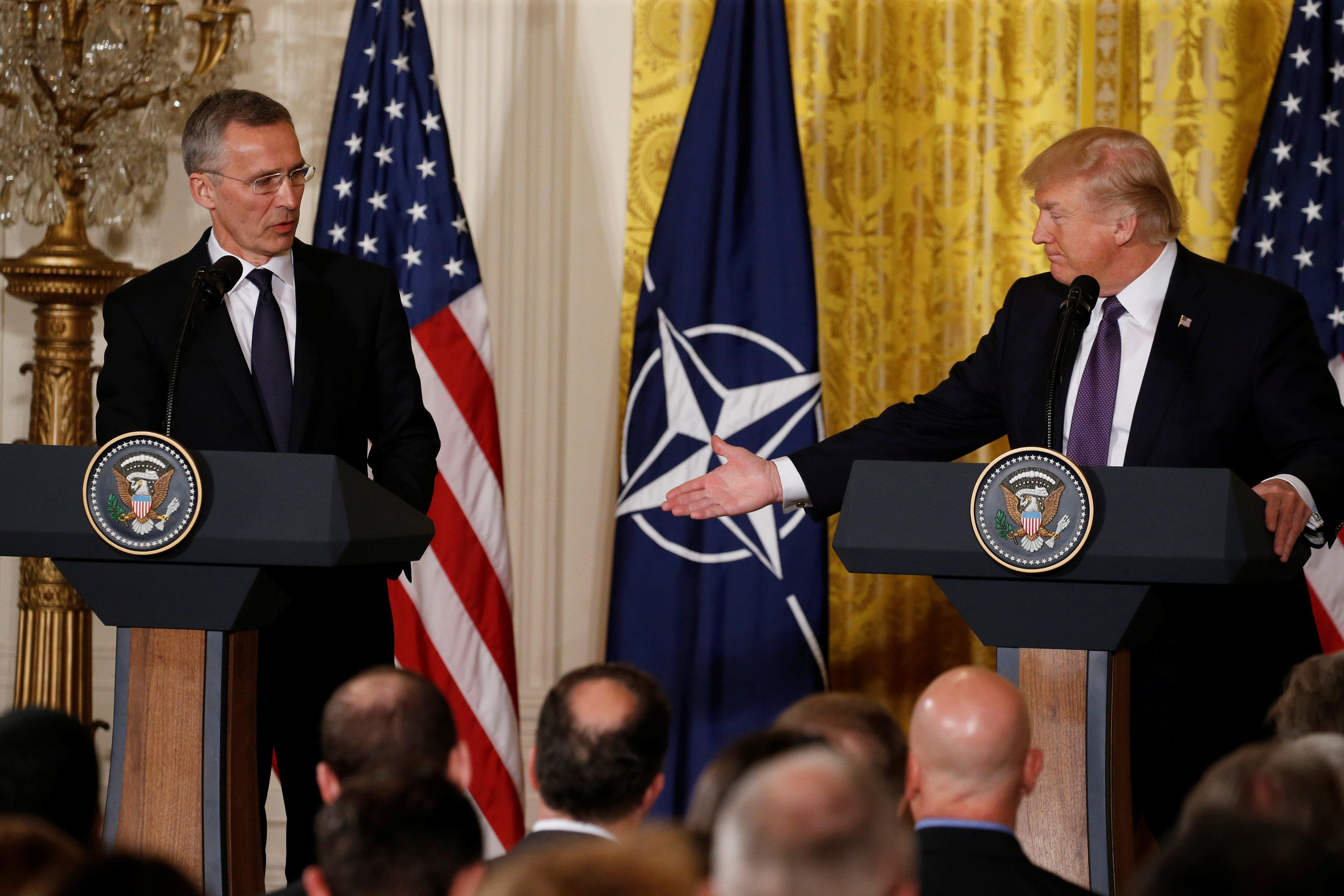 2017 04 12T211353Z 181692619 RC19C79AEC00 RTRMADP 3 USA NATO