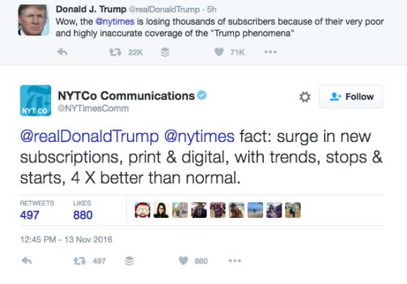 TWITTER TRUMP NYT