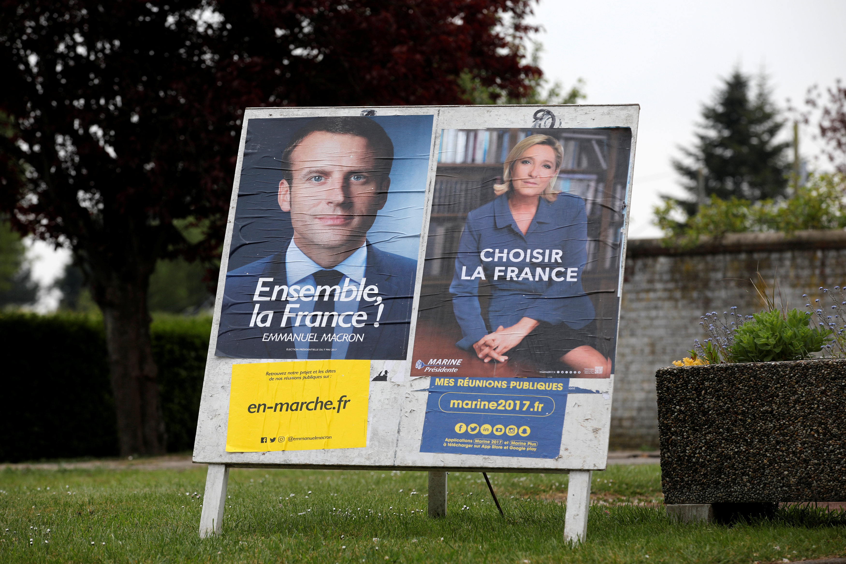 2017 05 05T175056Z 1968420489 RC11FADF6530 RTRMADP 3 FRANCE ELECTION