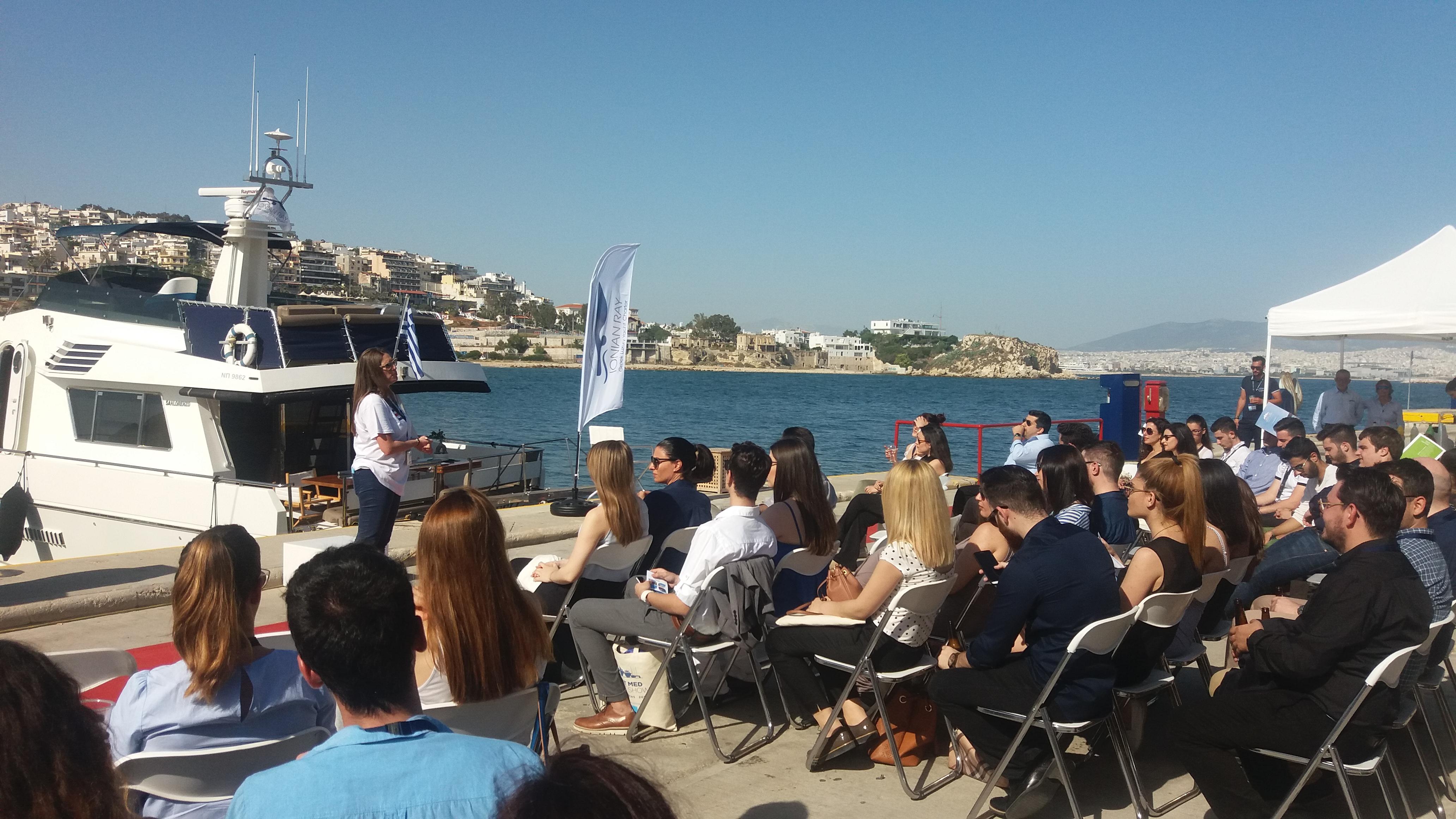 Αποτέλεσμα εικόνας για Το 17o East Med Yacht Show 2018, Ολοκληρώθηκε με συμμετοχή 10 χωρών