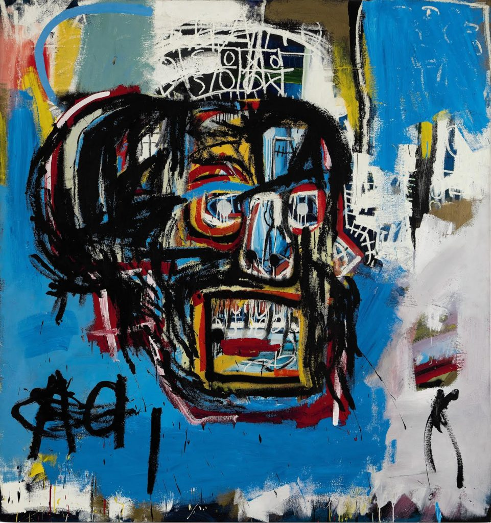 Jean Michel Basquiat Untitled 1982 in excess of 60m 961x1024