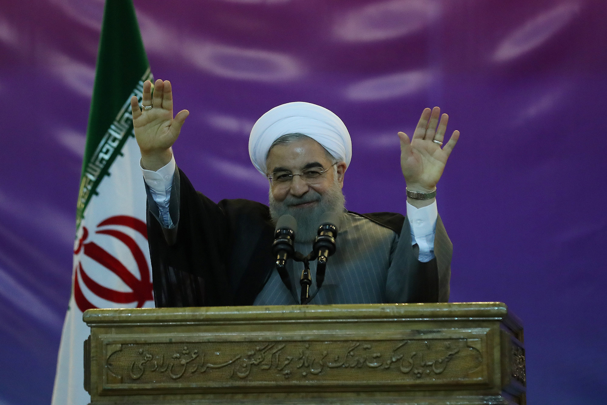 2017 05 04T183802Z 551386168 RC11B2A0F6B0 RTRMADP 3 IRAN ELECTION ROUHANI RIGHTS