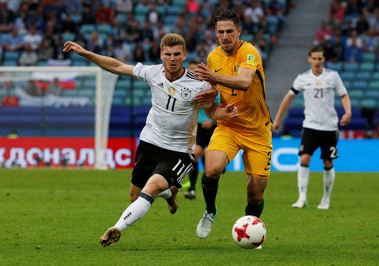 2017 06 19T163702Z 1755134836 RC1551BC8360 RTRMADP 3 SOCCER CONFEDERATIONS AUS GER