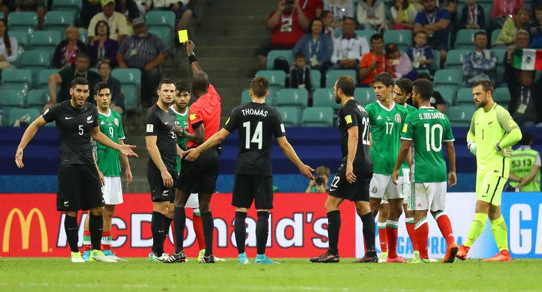 ν ζηλανδια News: Confederations Cup 2017: Ο «ψηφιακός διαιτητής» τα έκανε