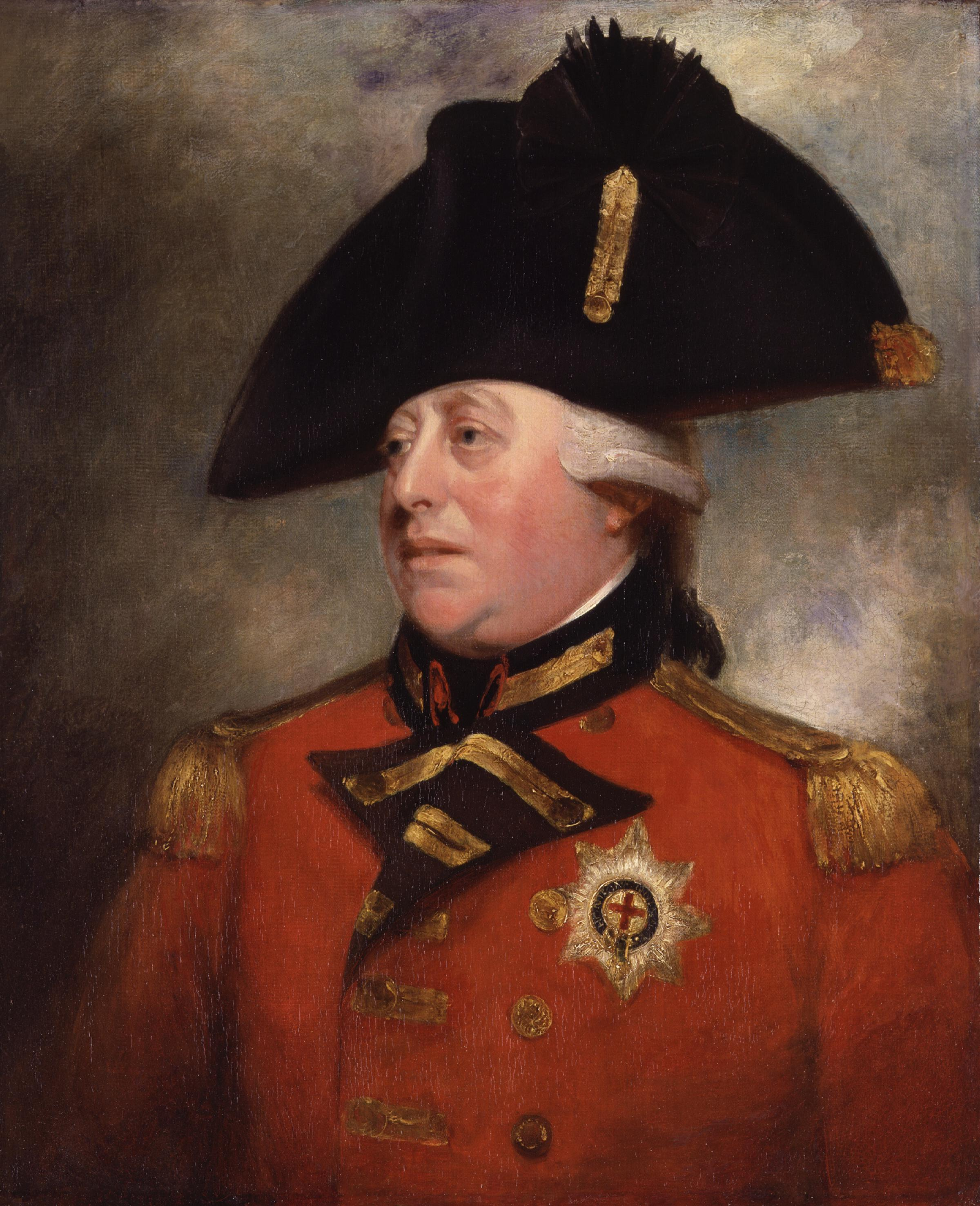 King George III by Sir William Beechey