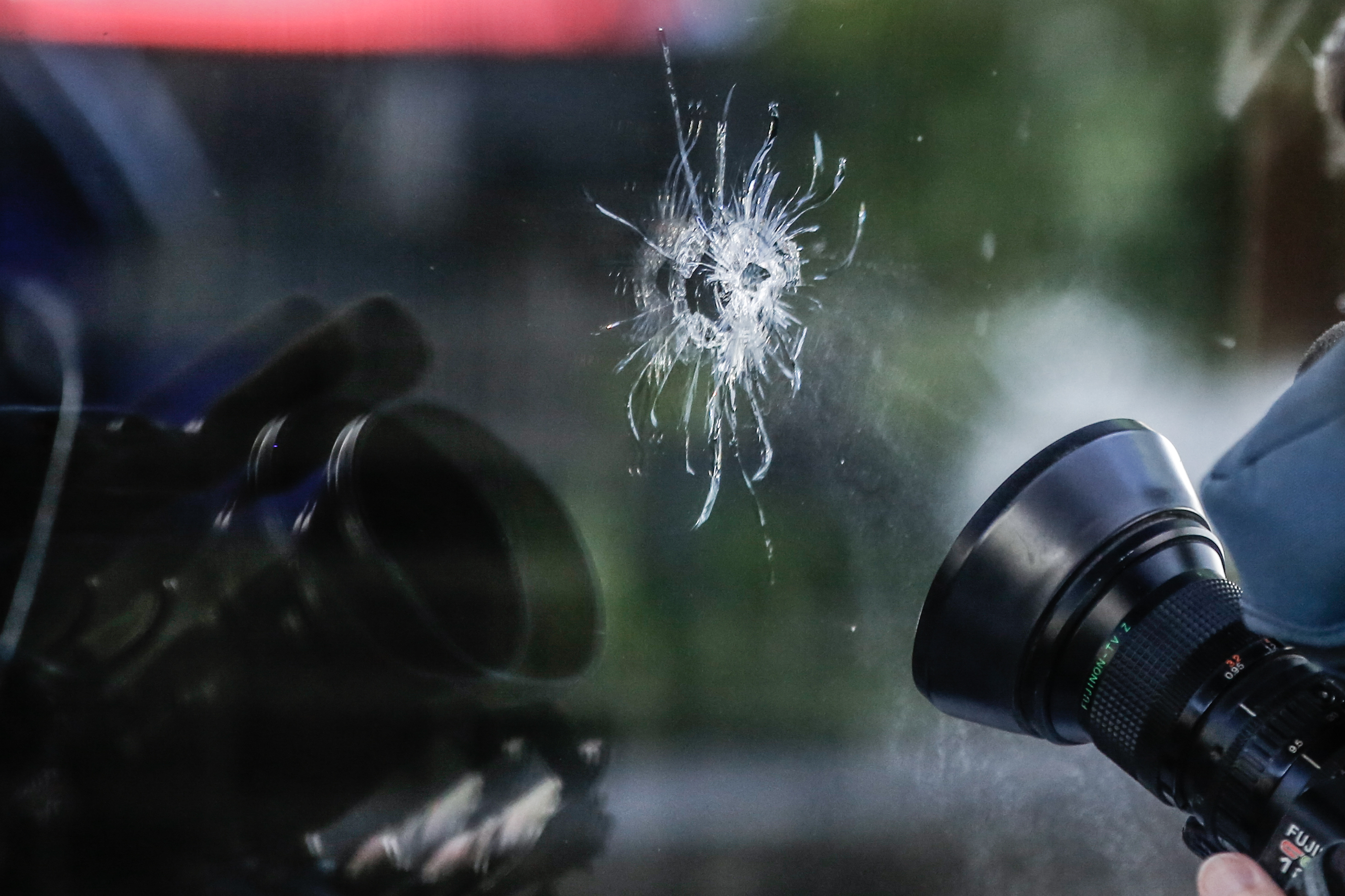 korydalos_1 Εικόνες από το σημείο όπου πυροβολήθηκε η 29χρονη από αδέσποτη σφαίρα στον Κορυδαλλό