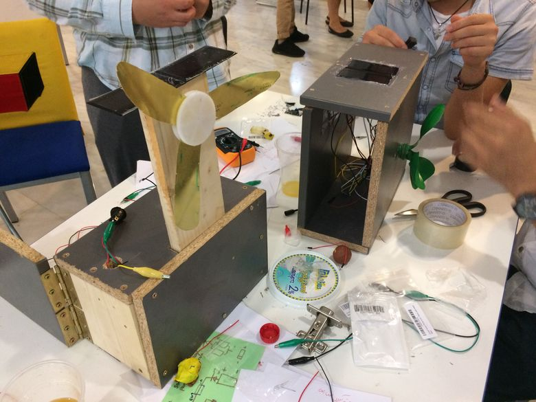 Makers Workshop August9 Faros MIT3