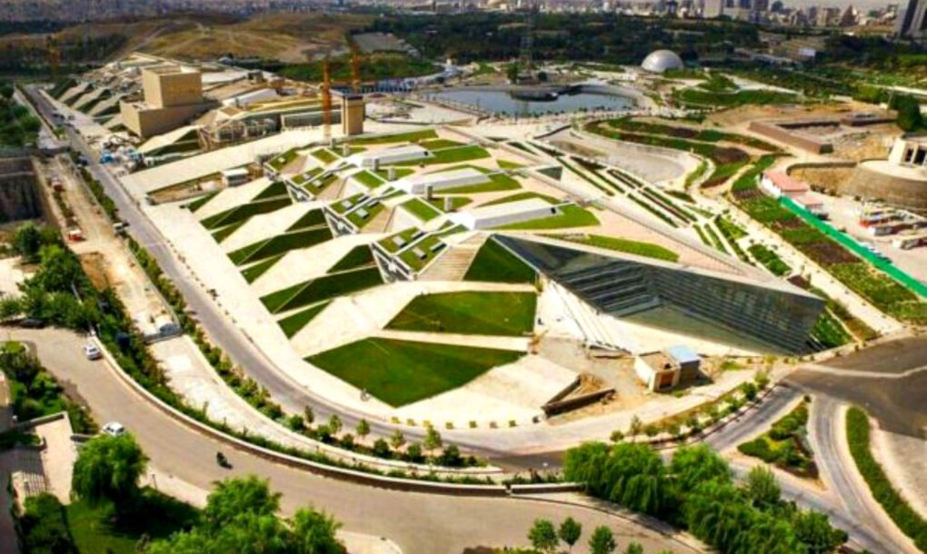 Tehran Iran Book Store Largest In The World Book Garden 1 1020x610
