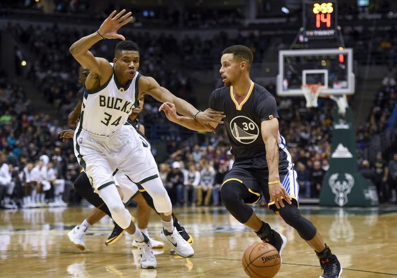2016 11 20T030426Z 1509607260 NOCID RTRMADP 3 NBA GOLDEN STATE WARRIORS AT MILWAUKEE BUCKS