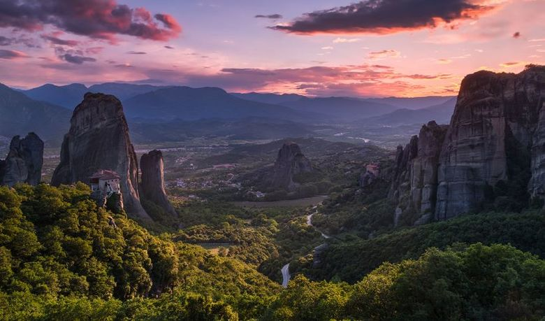 Elia Locardi Travel Photography Bedtime Stories Meteora Greece by Visit Meteora
