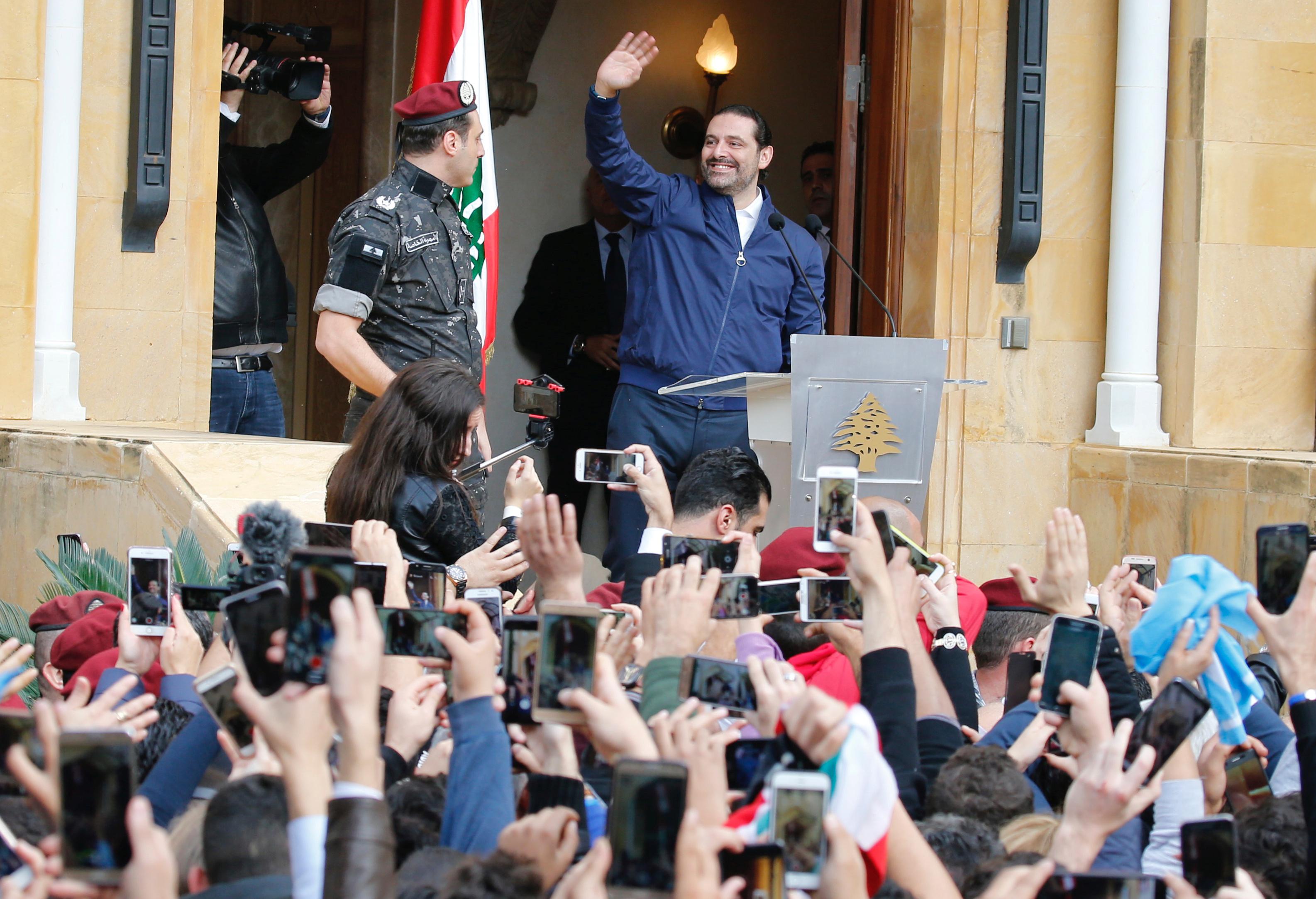 2017 11 22T125014Z 1949669245 RC1616AFF000 RTRMADP 3 LEBANON POLITICS