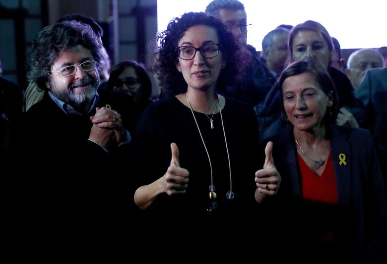 2017 12 21T231917Z 386440040 RC1618BBA000 RTRMADP 3 SPAIN POLITICS CATALONIA