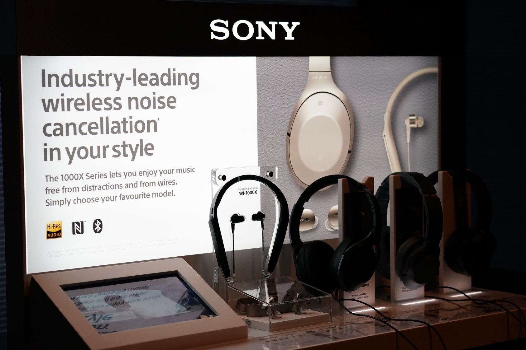 Sony Vienna Event 2 Feb 2018