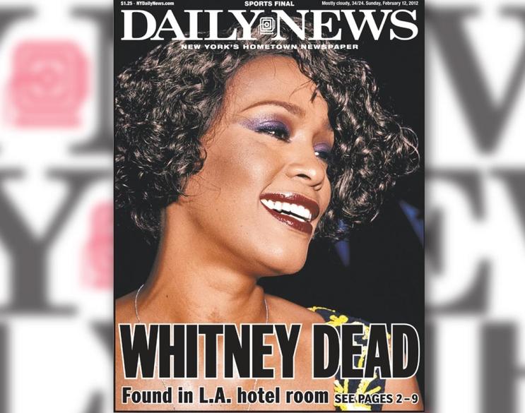 Γουίτνεϊ Χιούστον: Whitney: η τραγική ζωή της Γουίτνεϊ Χιούστον σε νέο