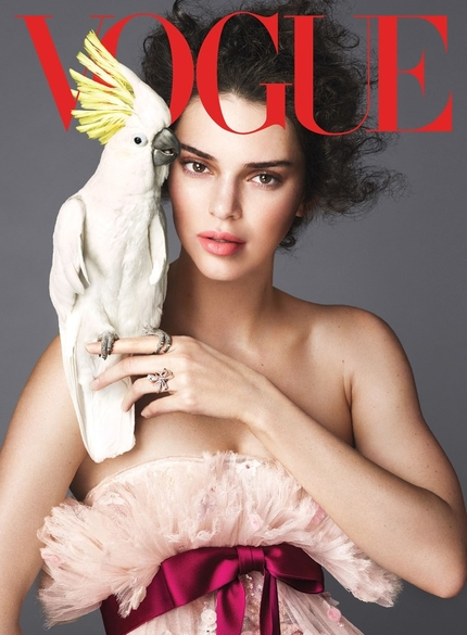 11 kendall jenner vogue cover april 2018