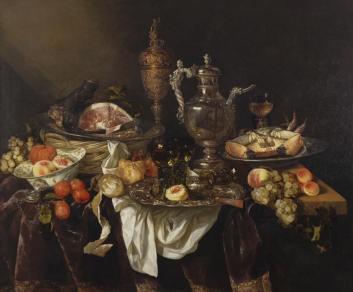 beyeren 1056 banquet still life