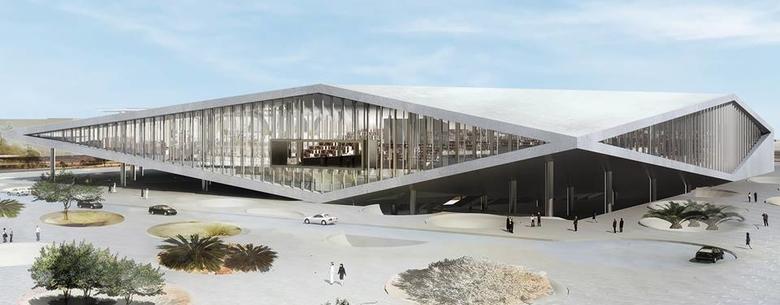 Qatar National Library1