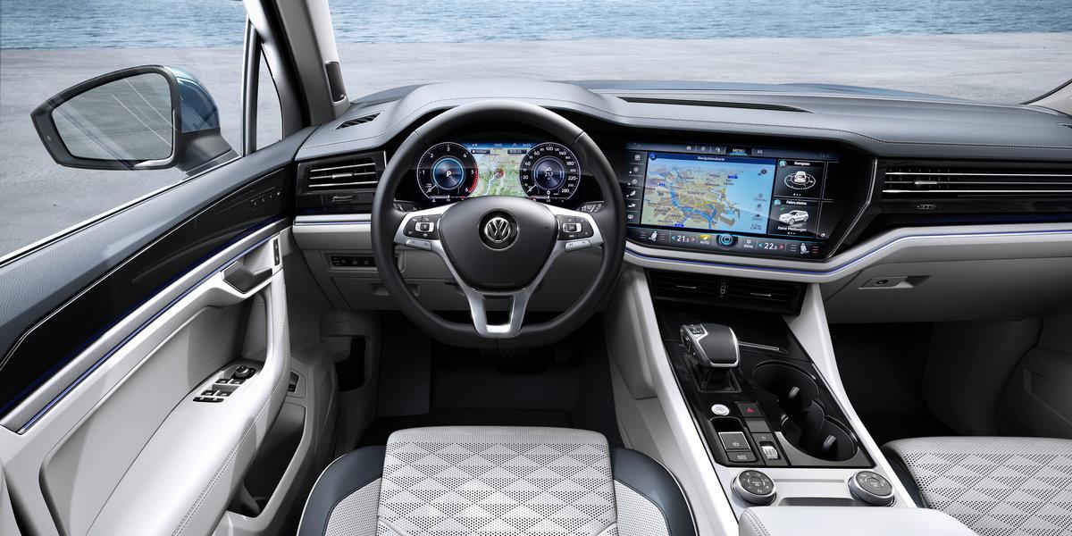 VW TOUAREG 5