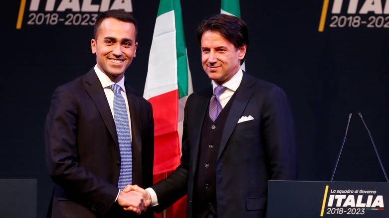 2018 05 21T170800Z 1154045245 RC14483CEBC0 RTRMADP 3 ITALY POLITICS CONTE