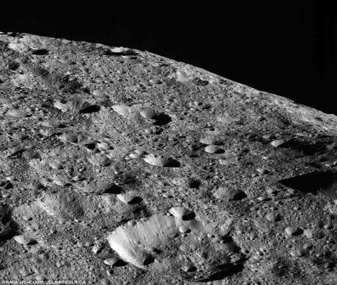 ΔήμητραΠηγήNASA JPL Caltech