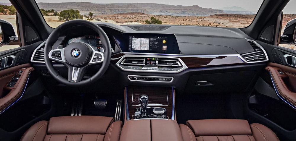 BMW X5 2018 21