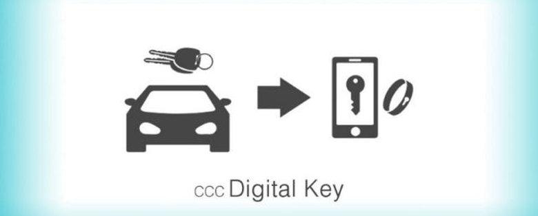 ccc digital key