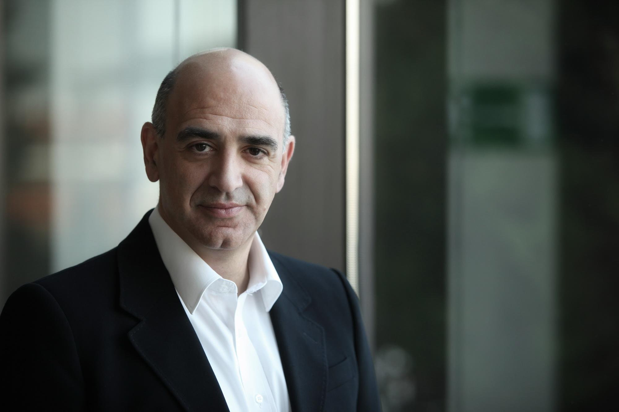 CFO OTE Group Charalampos Mazarakis