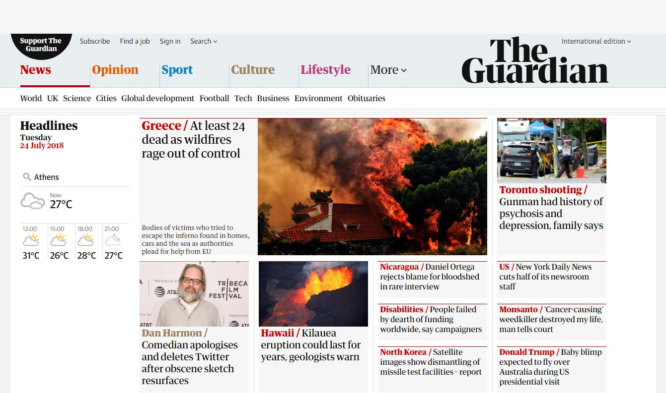 Guardian copy